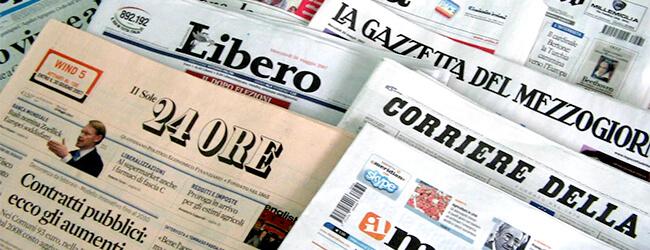 Amici di samuel rassegna stampa for Camera deputati rassegna stampa